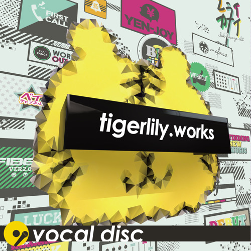 tigerlily.works -vocal disc-【C86 Xfade demo】