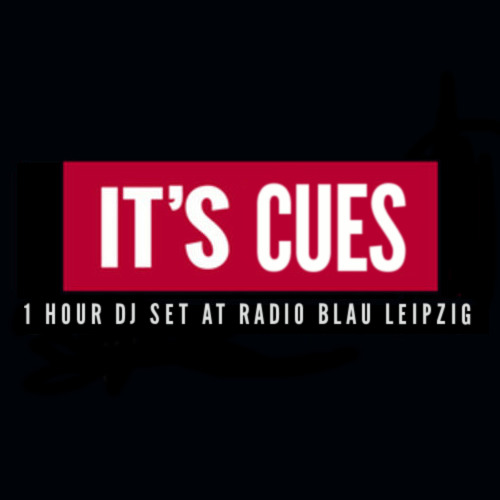 CUES DJ SET at RADIO BLAU - 26.03.14
