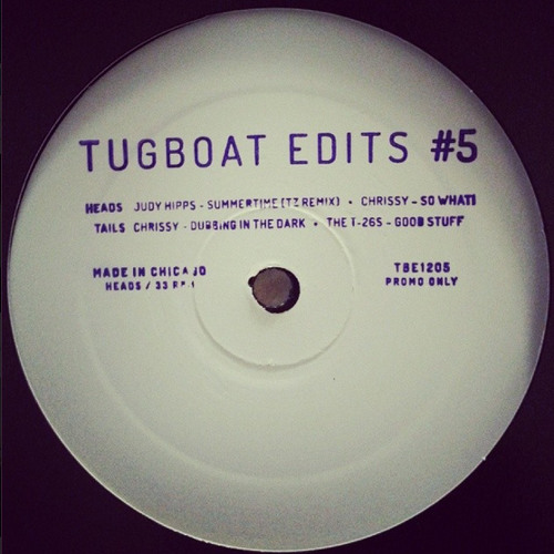 TBE1205 - A1 - Tugboat Edits - Summertime (TZ Remix)(Vinyl)
