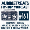 Audible Treats Hip Hop Podcast 161