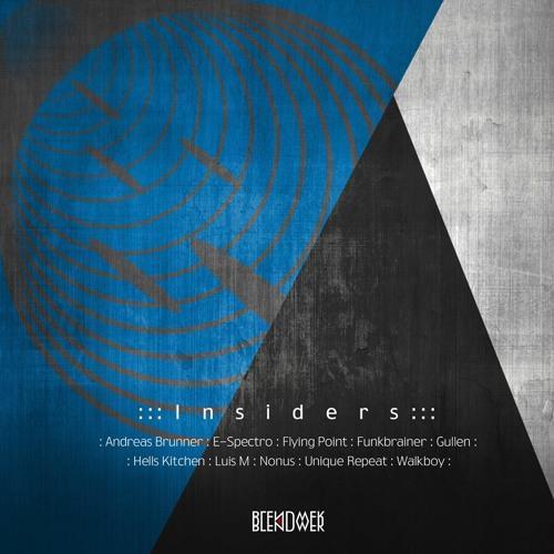 Funkbrainer - Elevator ( Original Mix ) Preview , OUT NOW ON BLENDWERK