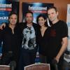 "Robert Downey JR. and Mark Ruffalo talk ""Avengers: Age of Ultron"""