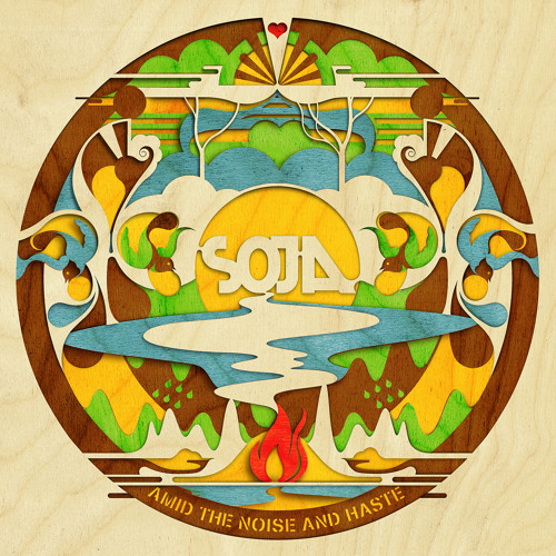 SOJA - Translation Of One (Commentary)