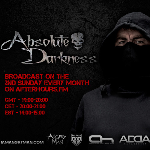 Angry Man - Absolute Darkness 006 (Harmonic Rush Guestmix)