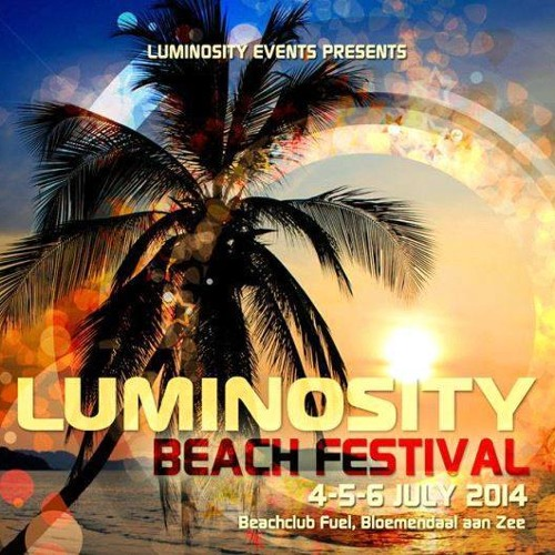 Angry Man Live @ Luminosity Beach Festival 04/07/2014