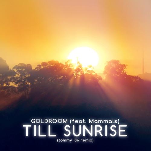 Goldroom feat. Mammals - Till Sunrise (Tommy '86 Remix)
