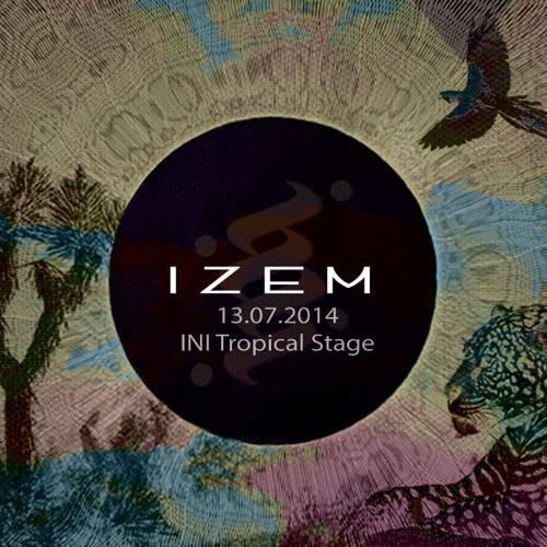 Izem @ INI Tropical Stage Graefenthal