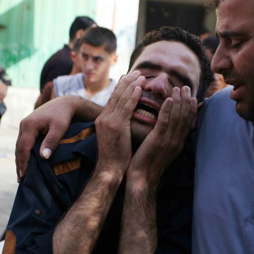"""We have no power and no water,"" warns Gaza physician Dr. Mona El-Farra"