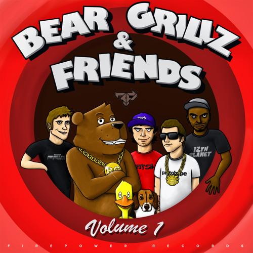 Bear Grillz & The Frim - It's Fucking Dubstep