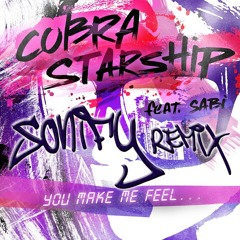Cobra Starship Feat. Sabi - You Make Me Feel (Sonify Remix)