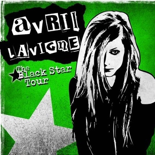 Avril Lavigne - What The Hell (Acapella - The Black Star Tour)