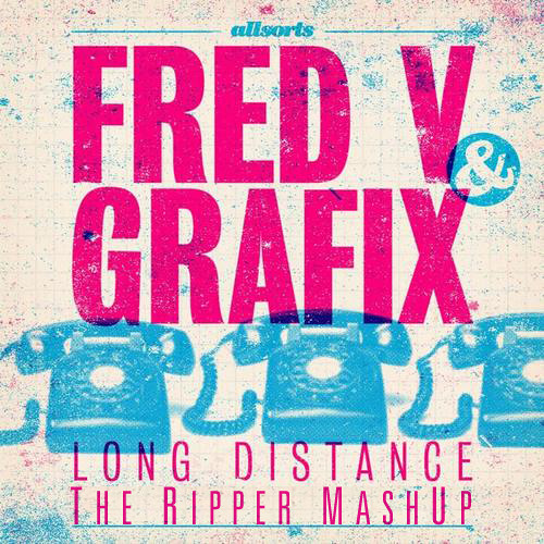 NETSKY / FRED V & GRAFIX - The Distance (TheRipper Mashup)