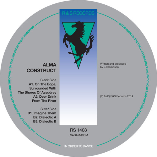 Alma Construct - On The Edge, Surrounded With The Shores Of Assudrey