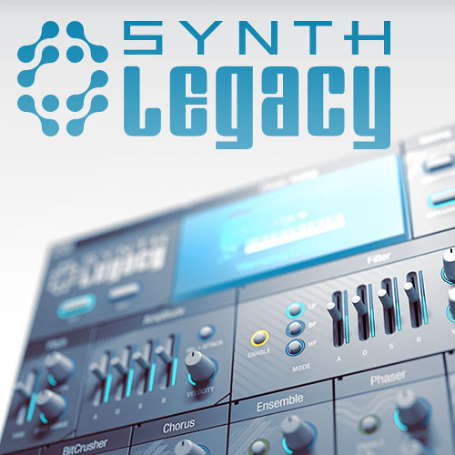 Synth Legacy | Synth Legacy by MG The Future