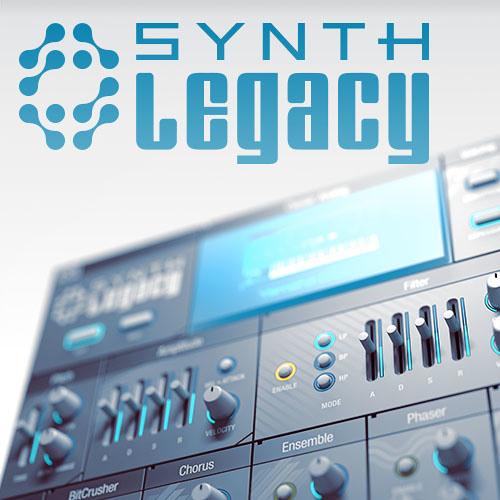 Synth Legacy | Synth Legacy by EDO