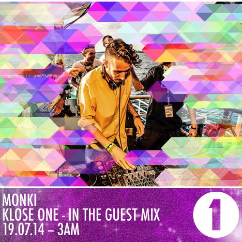 Klose One BBC Radio 1 Guest Mix 19/7/2014