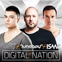 Technoboy, Tuneboy & DJ Isaac - Digital Nation (Official Preview)