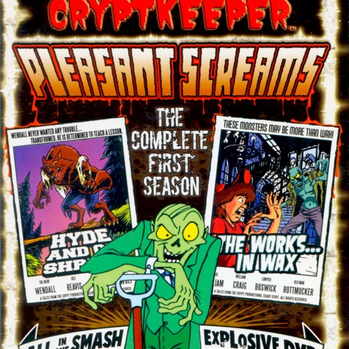TALES FROM THE CRYPTKEEPER: Crypt Gothic