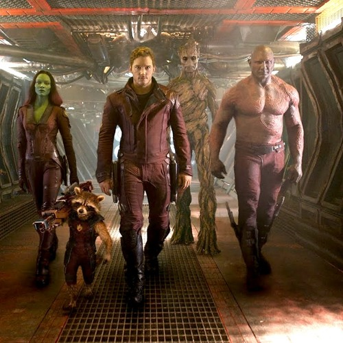#96:  Inside Comic-Con 2014 and an Early Look at 'Guardians of the Galaxy;' Guest Host Kyle Buchanan
