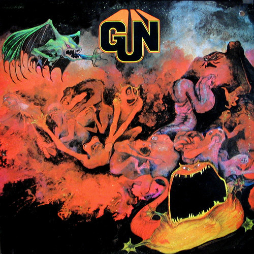 Roger Dean Discusses His Early Career And His First Commission For An Album Sleeve For The Gun