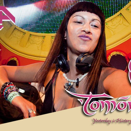 Fatima Hajji @ Tomorrowland 2014