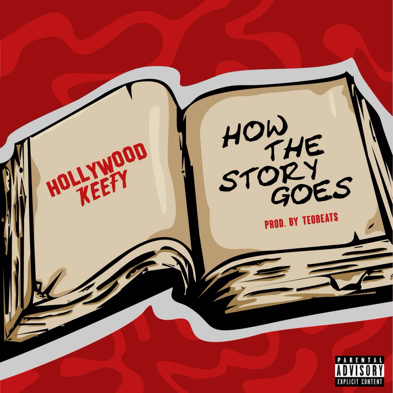 Hollywood Keefy - How The Story Goes (prod. Teo Beats) [Thizzler.com Exclusive]