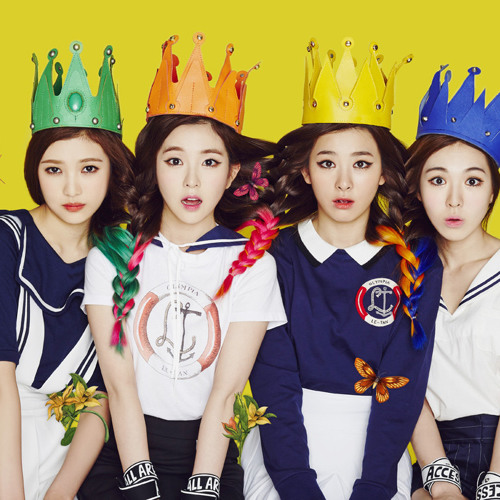 Red Velvet 레드벨벳_행복 (Happiness)