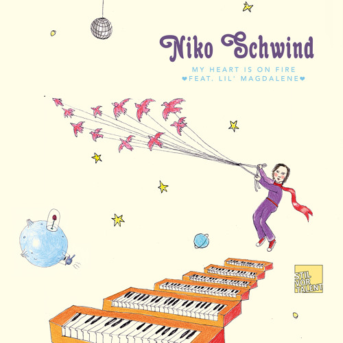 SVT135 – Niko Schwind - My Heart Is On Fire feat. Lil' Magdalene