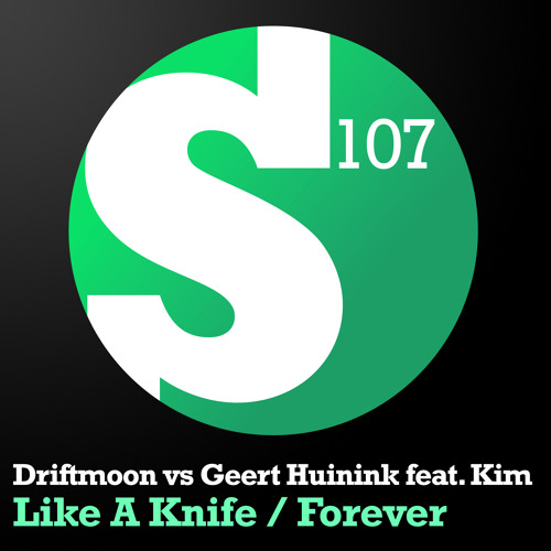 Driftmoon vs Geert Huinink feat. Kim - Like A Knife [OUT NOW!]