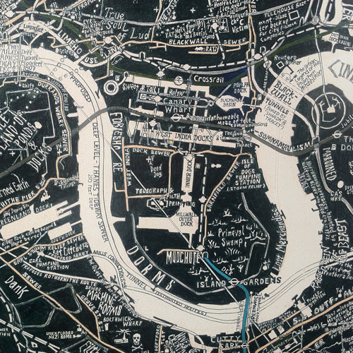 ACKROYD'S CONCEIT (Psychogeography #2) : London-DC Collab.