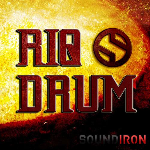 Arkadiusz Reikowski - Reveal (naked) - Soundiron Riq Drum