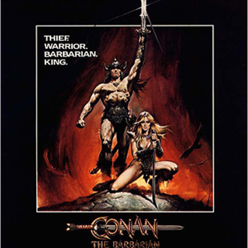 Conan The Barbarian - Anvil of Crom