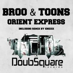 Bro Toon's - Orient Express (KnexX Remix)  #20 TOP BEATPORT MINIMAL RELEASE