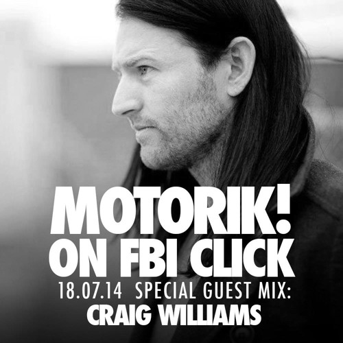 Motorik FBI Radio Mix