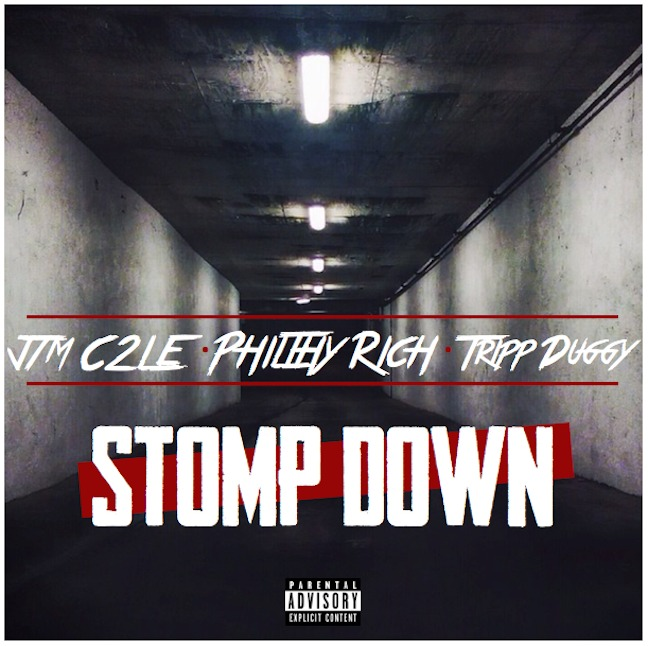 J1M C2LE & Philthy Rich ft. Tripp Duggy - Stomp Down [Thizzler.com]