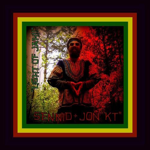 """Sennid+Jon """"KT"""" +Emanuel (guitar) LIGHT OF JAH"""
