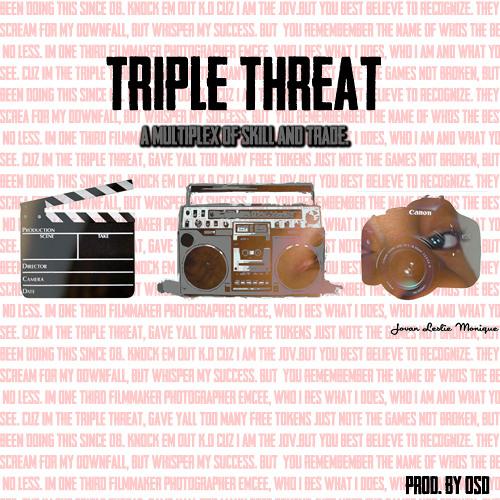 Triple Threat (Prod. By Corey Hertz)