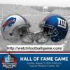 "Watch ""Now"" New York Giants vs Buffalo Bills Live Online Stream NFL Football Game"