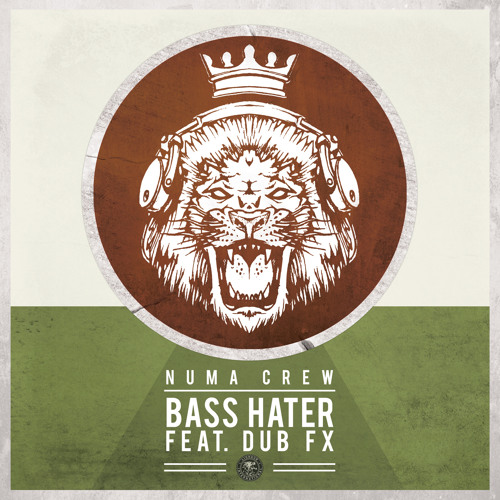 LNDB-LP003S1 - 01 - BASS HATER Ft. DUB FX [OUT NOW]
