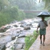Continuous rains affect normal life in Kerala.