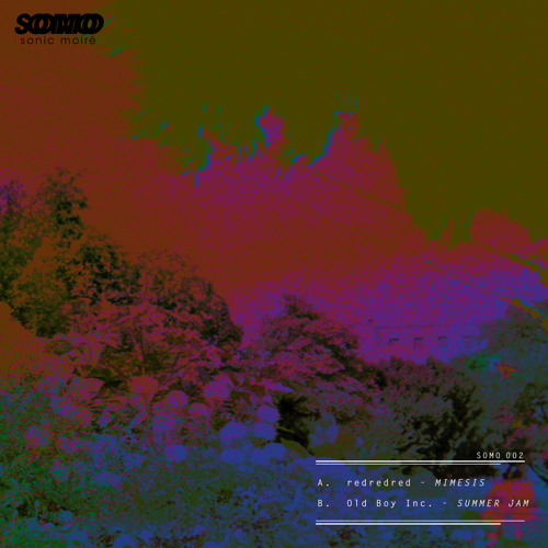 SOMO002 - redredred - mimesis [free download]