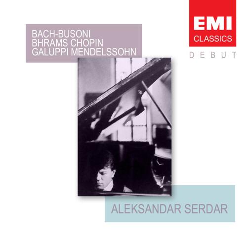 Aleksandar Serdar, piano
