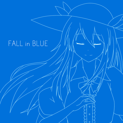 C86新譜「FALL in BLUE」クロスフェードデモ