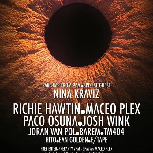 Maceo Plex Live @ Enter Terrace Week - 5
