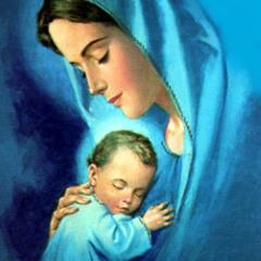 لحن راشى نى - الفرح لك يا والدة الإله