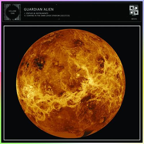 Guardian Alien - Coming In The Dark
