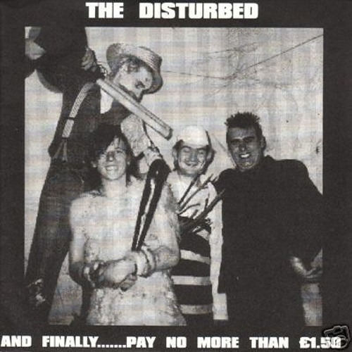 The Disturbed - Apathy