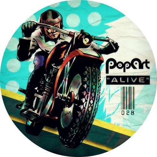 Bruce Leroys _ Alive (Dashdot Remix) [PopArt]