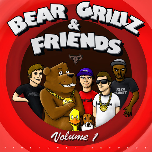 Bear Grillz & Datsik - Drop That Low