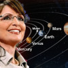 Palin In Outer Space He's Given Us Our Freedom To Do What's Right
